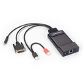 Emerald® Trasmettitore KVM-over-IP DVI ZeroU – Single-head, HD, V-USB, Audio