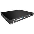 Switcher a matrice video 8x2, Seamless Switching 18G, HDMI 2.0