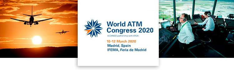 Visit Black Box at the World ATM Congress 2020 in Madrid